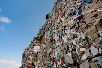 Recycle/Waste Stream Management